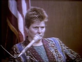 Photo de Tyria Moore lors du procès