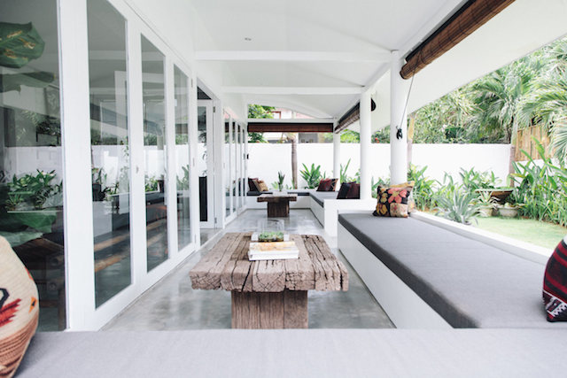 The Decor Is Inspired By U0027Mexico And The Exotic Eastu0027 Giving The Villa A  Distinct Bohemian Touch. Aaaaannnd? Itu0027s Available For Rent Through  Australian ...