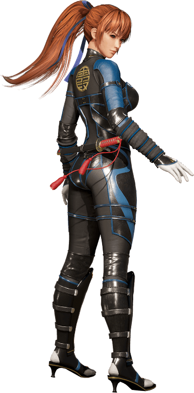 Kasumi (Dead or Alive) Kasumi Tenjinmon