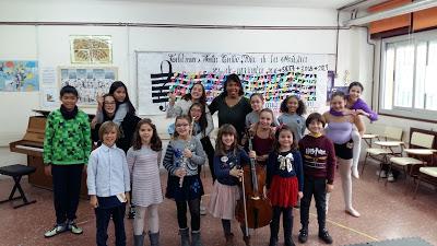 Colegio San Miguel Las Rozas Santa Cecilia 2019