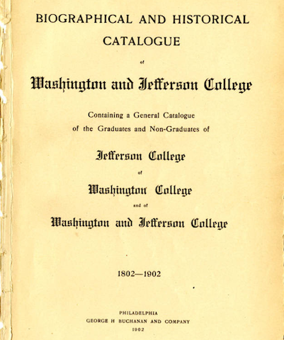 Genealogy and College Archives