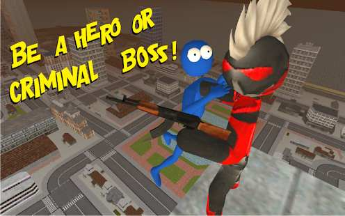 Hey Guys Wassup inwards this post service We are going to percentage amongst you lot a build novel apk named  Stickman Rope Hero Mod Apk V3.3 Free Download For Android