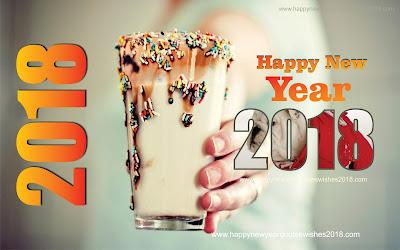 Wallpaper New year