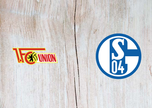 Union Berlin vs Schalke 04 -Highlights 7 June 2020