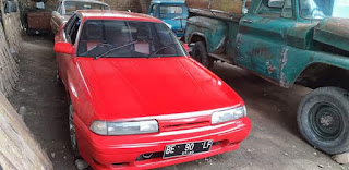 Dijual Mazda MR6 Coupe 1991 BPKB Only
