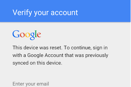 Cara Mudah Remove/Bypass/Delete Google Account (FRP Lock) di Asus