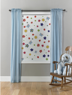 Epic You absolutely need blackout blinds in your baby us nursery There will be times when you will really regret not having these Like when there us a full moon