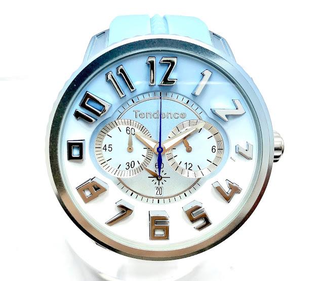 斬新なデザイン性で注目を集めるスイスの腕時計ブランド「Tendence(テンデンス)」   ウォッチ 腕時計 テンデンス TENDENCE  ラグジュアリー プレゼント 人気 ブランド ファッション誌 キングドーム ファッション おしゃれ 可愛い クレイジー カラフル De'Color ディカラー