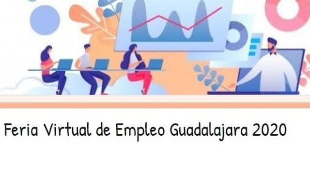 Habrá 3500 vacantes en Primera Feria Virtual del Empleo Jalisco