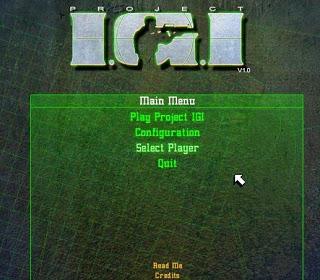 تحميل لعبة اي جي اي الجزء الاول Igi 1 كاملة من ميديا فاير