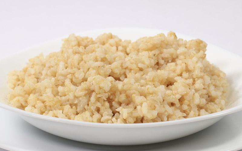 Cómo hacer arroz integral correctamente.