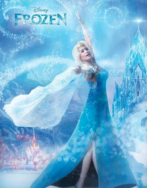12 Days of Princess Elsa - Frozen