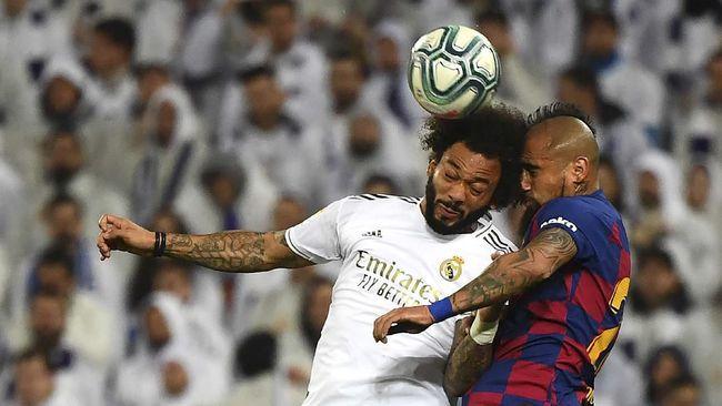 Liga Spanyol Mulai, Barcelona vs Real Madrid Kembali Panas