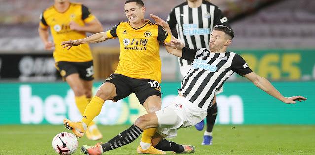 Wolverhampton Wanderers vs Newcastle United – Highlights