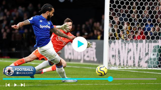 Watford vs Everton – Highlights