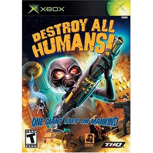 Xbox Clasico Iso S Por Mega Destroy All Humans Mega