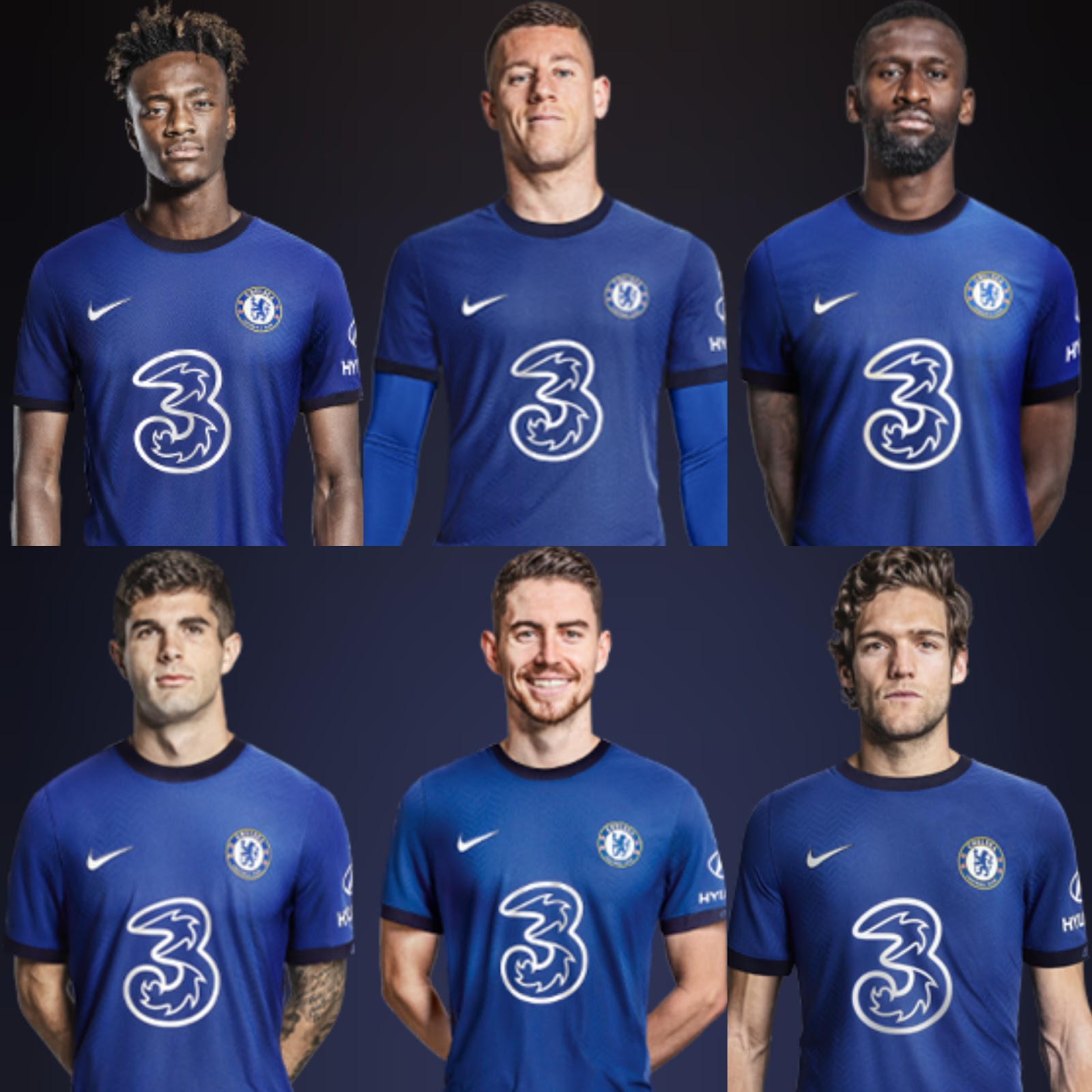 Chelsea Fc Players Profile Squad 2020 21 Full Name Nationality Height Weight Age Date Of Birth Parents Name