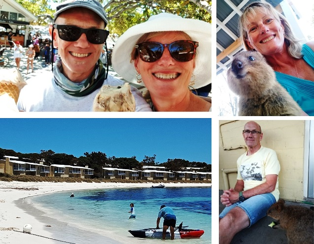 Rottnest Islane, Western Australia - sun, icecreams, beaches, quokka selfies, and more. #Rottnest #quokkaselfie