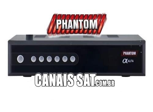 Atualização Phantom Alfa V0.38 - 13/03/2021