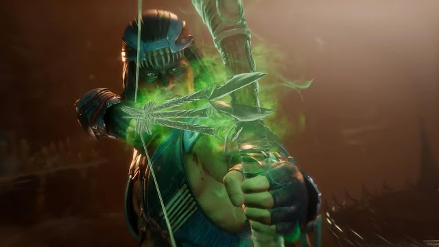 Mortal Kombat 11, Mortal Kombat 11 Nightwolf, Mortal Kombat, gaming, NetherRealm Studios,