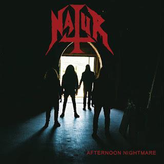 """Ο δίσκος των Natur """"Afternoon Nightmare"""""""