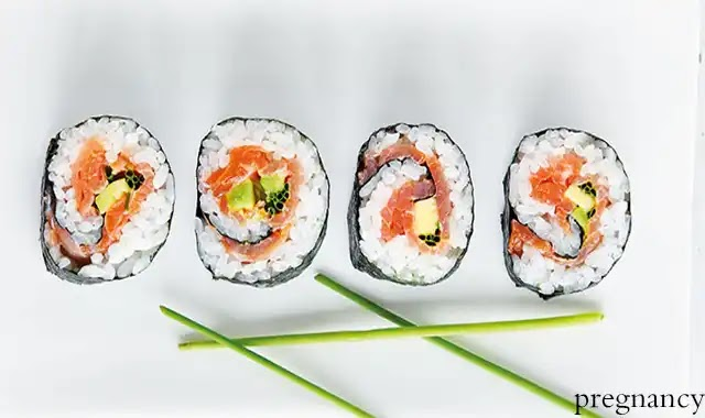 Is it can pregnant women eat sushi?