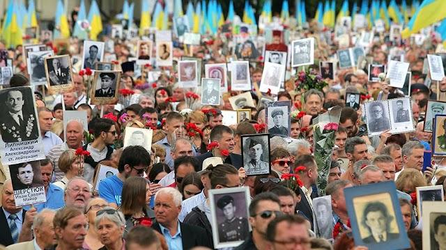 78% українців вважають День Перемоги своїм особистим і символічним святом, - опитування