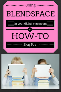 How to use blendspace in your digital classroom