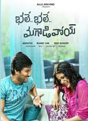 My Name Is Lucky (Bhale Bhale Magadivoy) HDRip Hindi Dubbed Full Movie Watch Online Free
