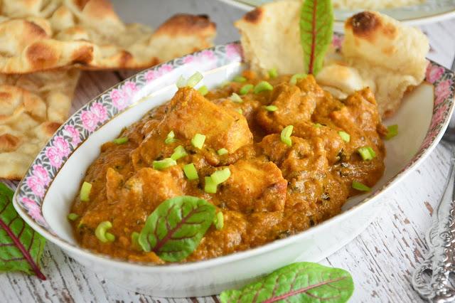 Curry z kurczaka po indyjsku
