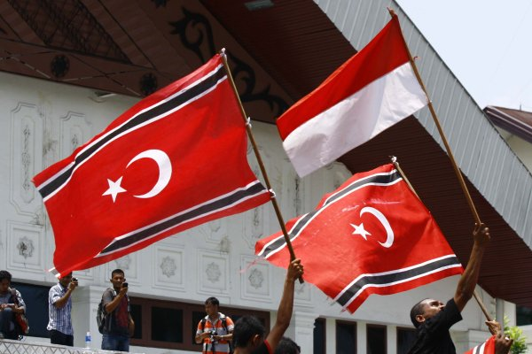Menkopolhukkam Tetap Tegas, Bendera dan Lambang Aceh Harus Diubah