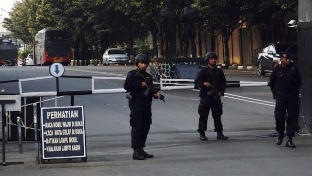 Seluruh Rutan Mako Brimob Dikuasai Napi Teroris, Polisi Belum Bisa Masuk