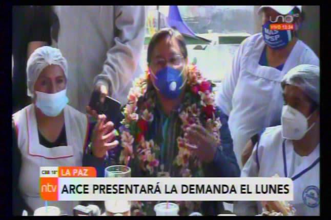 """Luis Arce asegura que no le """"encontrarán"""" nada; demandará a quienes le acusan falsamente"""