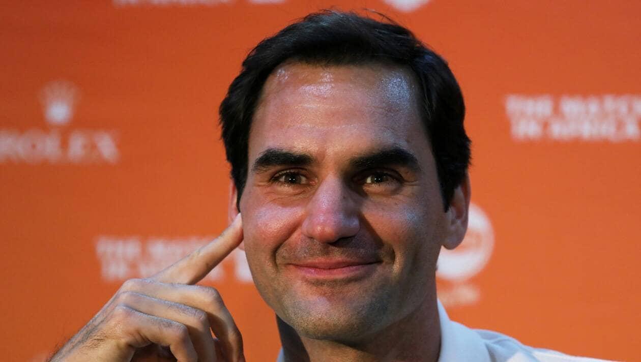 Roger Federer propone una fusión entre la ATP y la WTA