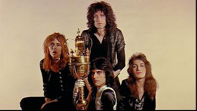 Freddie Mercury e a banda Queen - Divulgação