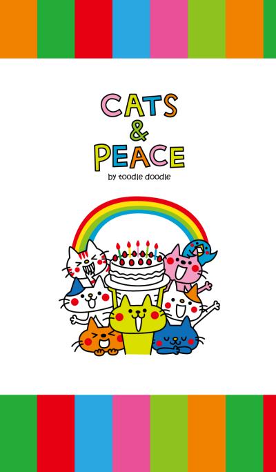 CATS & PEACE 1