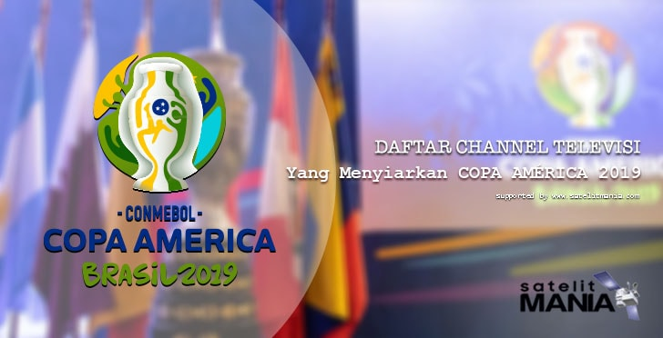 Channel TV Copa America 2019