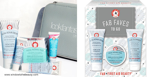 First Aid Beauty skin care sets