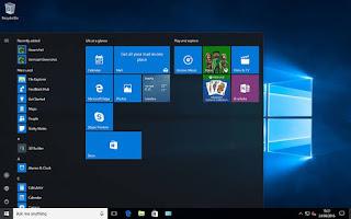 cara menghapus aplikasi di laptop melalui menu Start windows 8