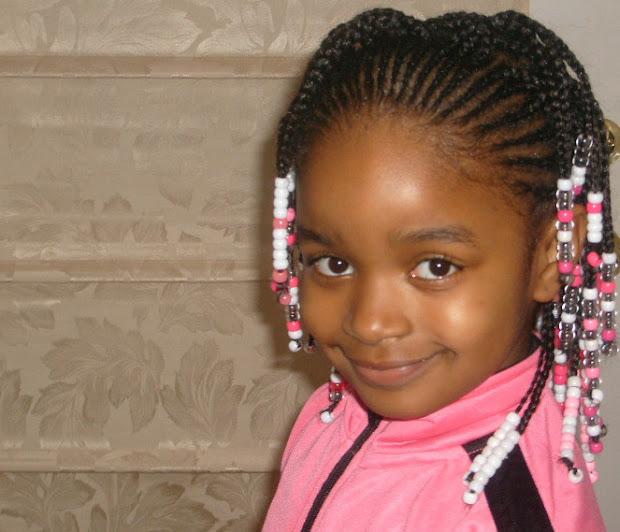 pinkbizarre little girl hair styles
