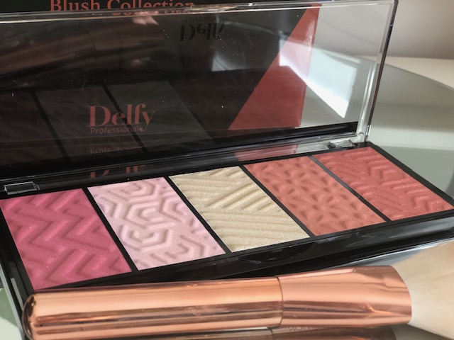 Delfy Blush Collection