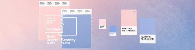 Τα χρώματα του 2016 με βάση την Pantone!