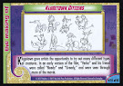 My Little Pony Klugetown Citizens MLP the Movie Trading Card