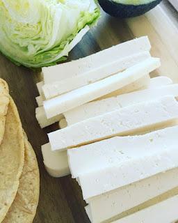 Entomatadas de queso