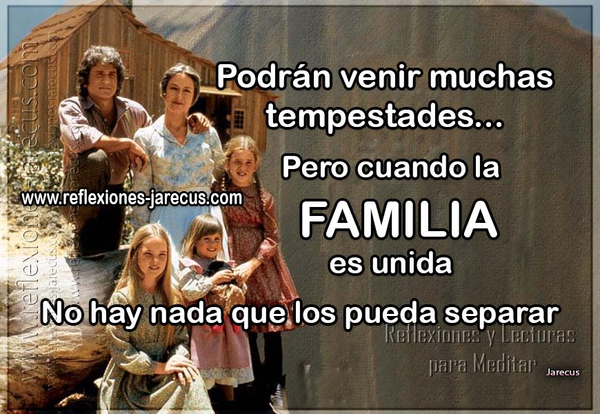 Frases de familia, Reflexiones de Familia,