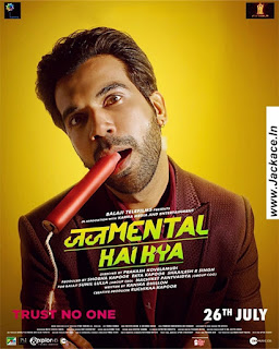 Mental Hai Kya First Look Poster 12