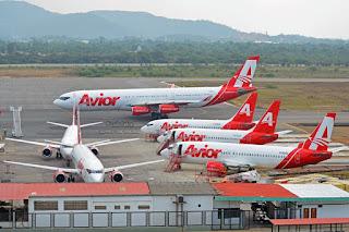 Nuevas rutas de Avior Airlines desde Venezuela. Nuevas rutas internacionales desde Venezuela. Rutas internacionales directas desde Venezuela. Aviones de Avior Airlines