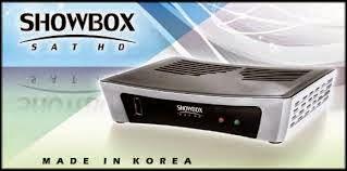 SHOWBOX SAT HD NOVA ATUALIZAÇÃO MODIFICADA - 18/09/2016