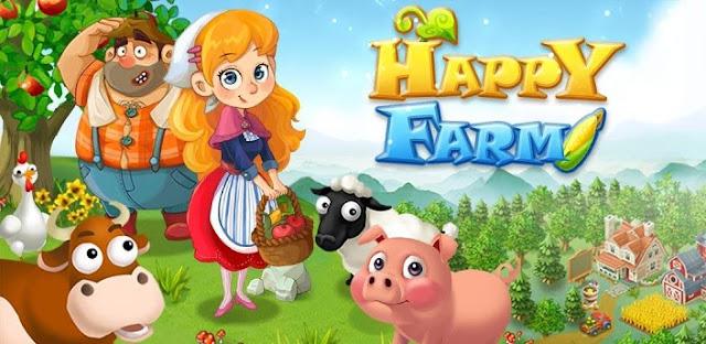 تحميل لعبة مزرعتنا السعيدة  للأندرويد و الايفون النسخة الاخيرة