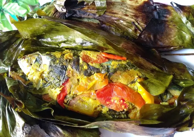 Resep dan Cara Membuat Pepes Ikan Peda